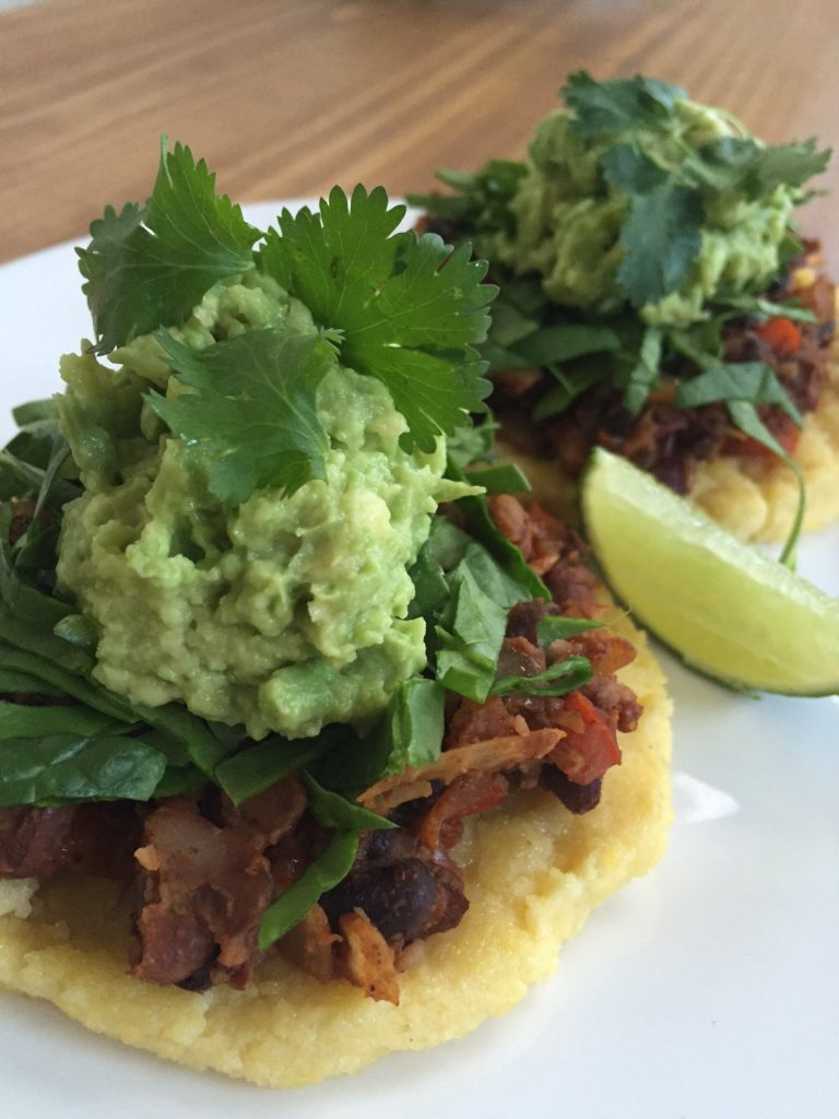 Mexican Sopes | Meatless in the Mountains